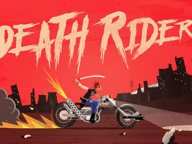 Death Rider 01