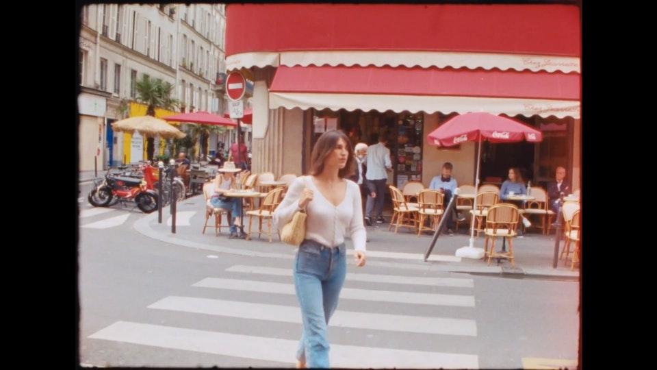 Jeanne Demas, Les Rencontres en Rouje - Coralie