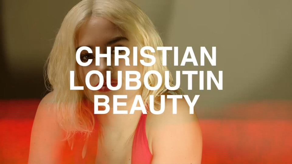 ISAMAYA FFRENCH for CHRISTIAN LOUBOUTIN BEAUTY