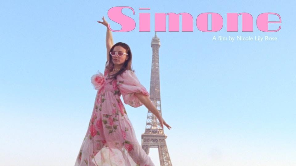 SRETSIS x PLEASE! Simone, a post card from Paris
