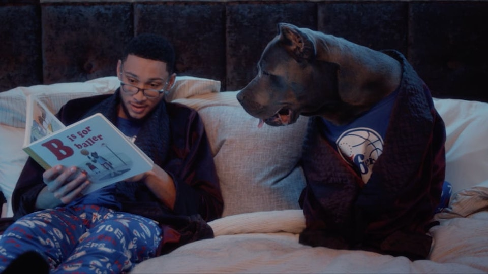 ESPN 'The Secret Is Out' w Ben Simmons