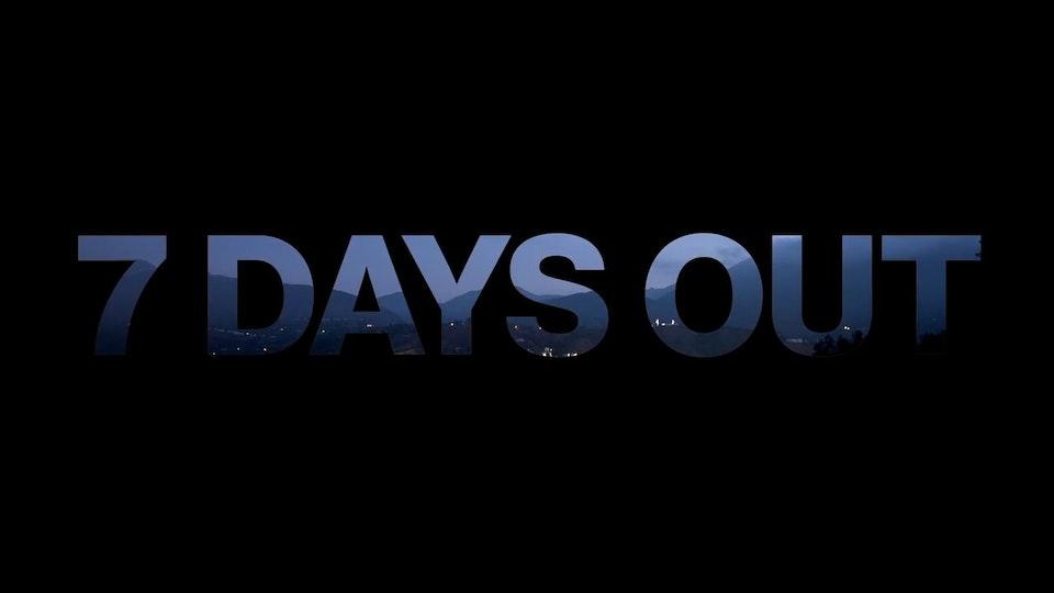 NETFLIX '7 Days Out'