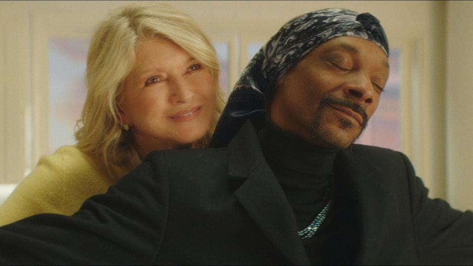 VH1 'Martha & Snoop's Potluck'