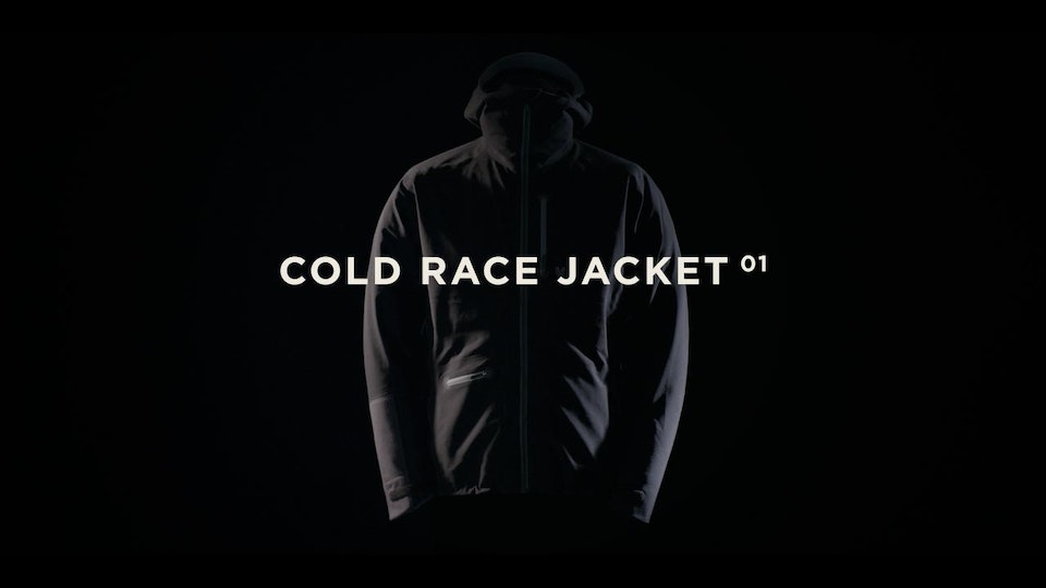 UVU - 'Cold Race Jacket 01'
