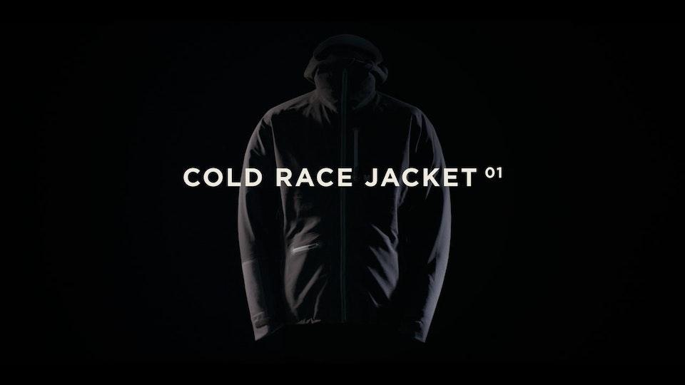 UVU - 'Cold Race Jacket 01'
