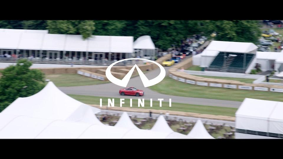 Infiniti Europe - Goodwood Festival of Speed