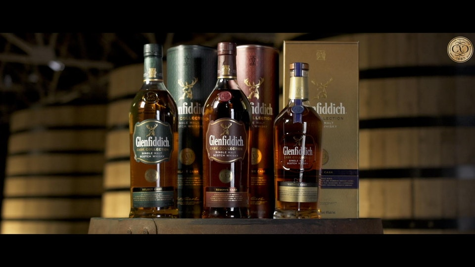 Glenfiddich - Cask Collection