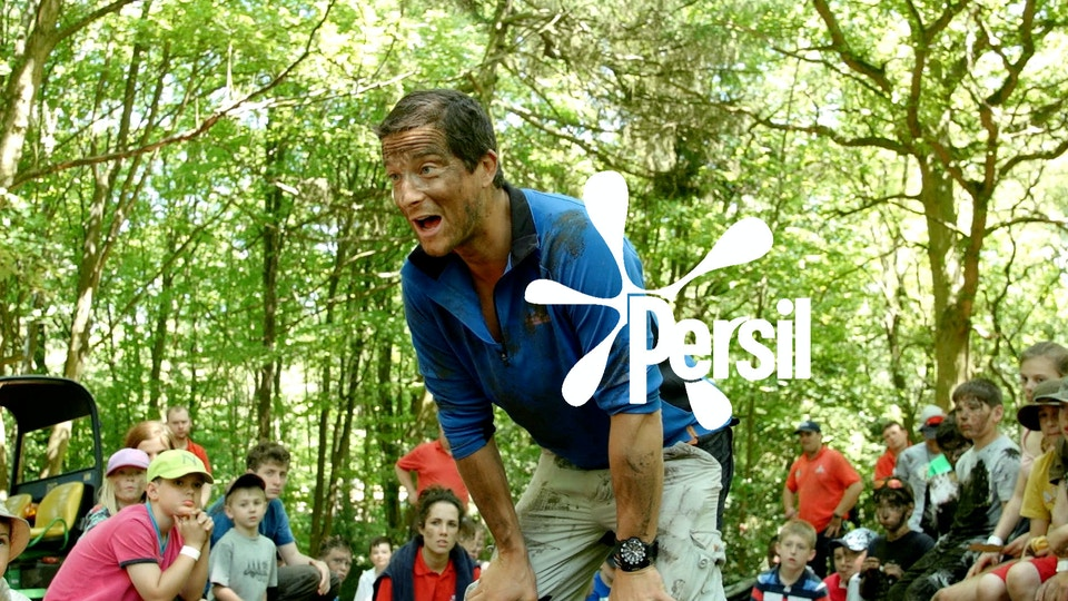 Persil - 'Today I am' with Bear Grylls