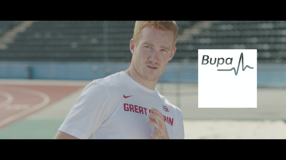 BUPA - Greg's next project...