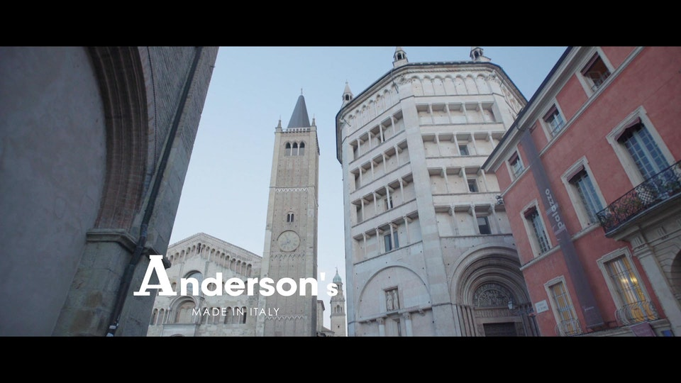 Anderson's - Our Work