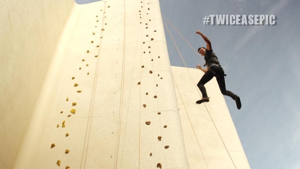 Walkers - #TwiceAsEpic