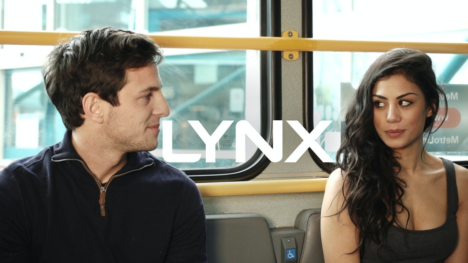 Lynx - Attract: 'Chaos on the Buses'