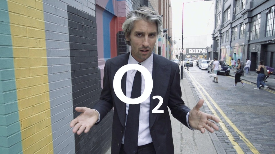 O2 - Visible Mobile Lines w George Lamb
