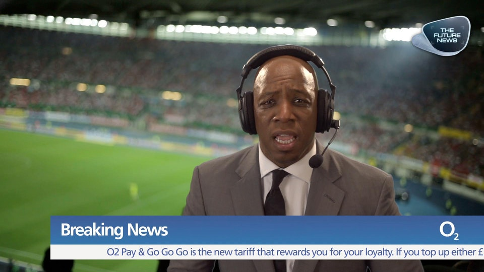 O2 - Future news with Ian Wright