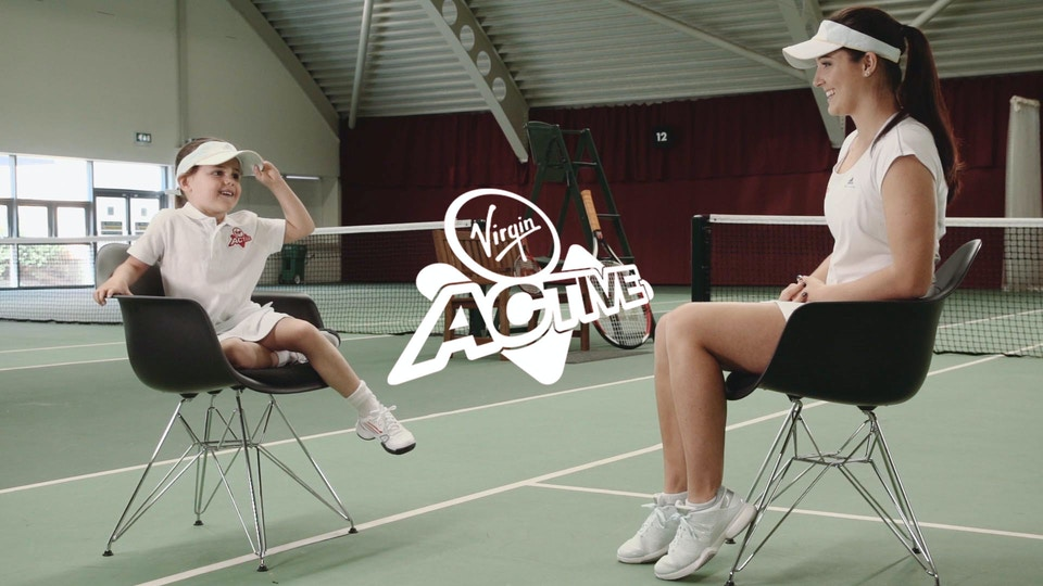 Virgin Active - The Laura Robson Show