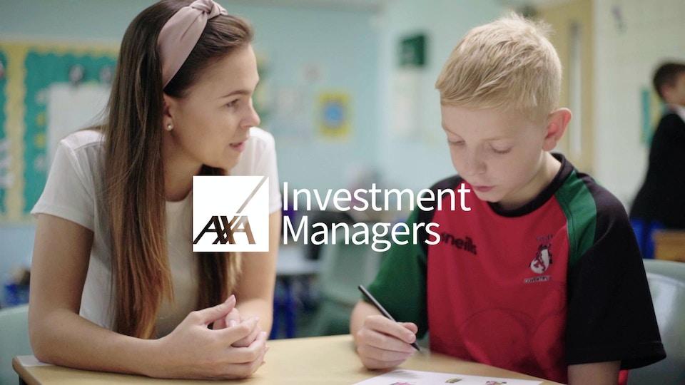 AXA IM - Education initiatives