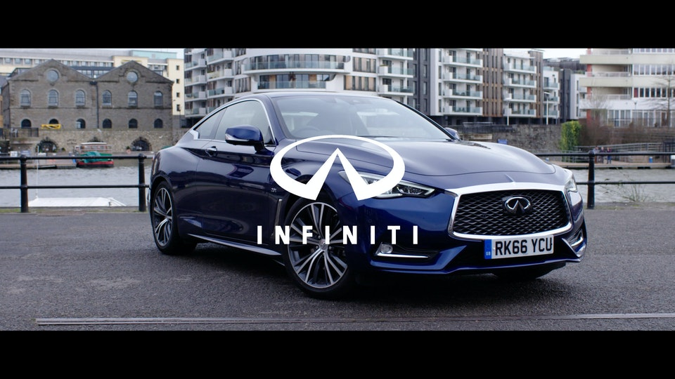 INFINITI - Tastemakers Journey Bristol