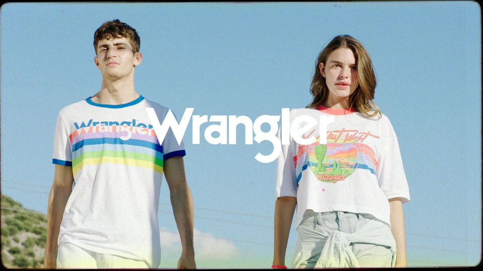 Wrangler AP - SS19 Retro West