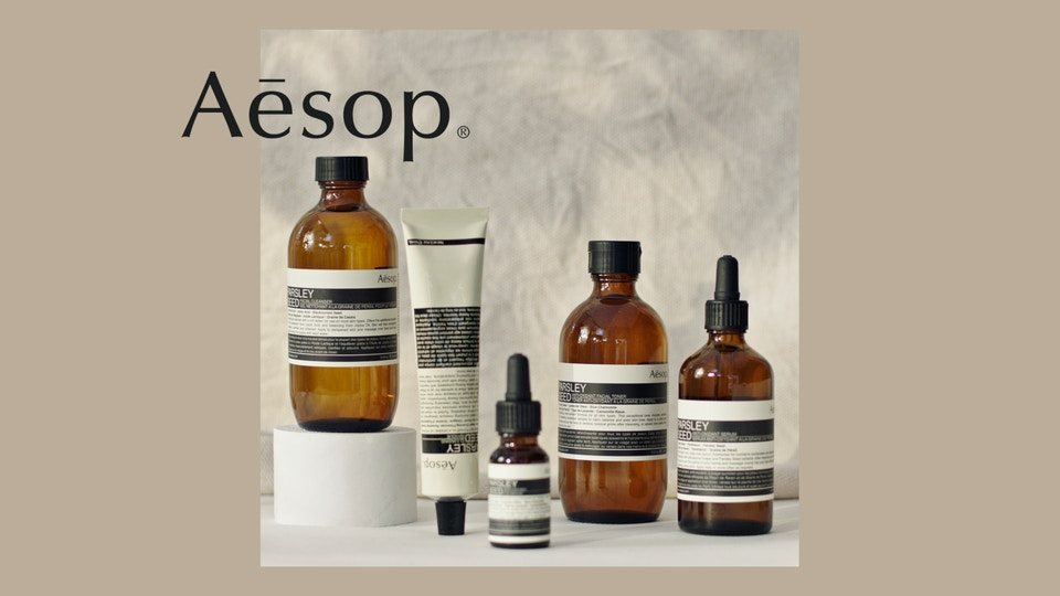 Aēsop - Parsley Seed / Kindness in Strength