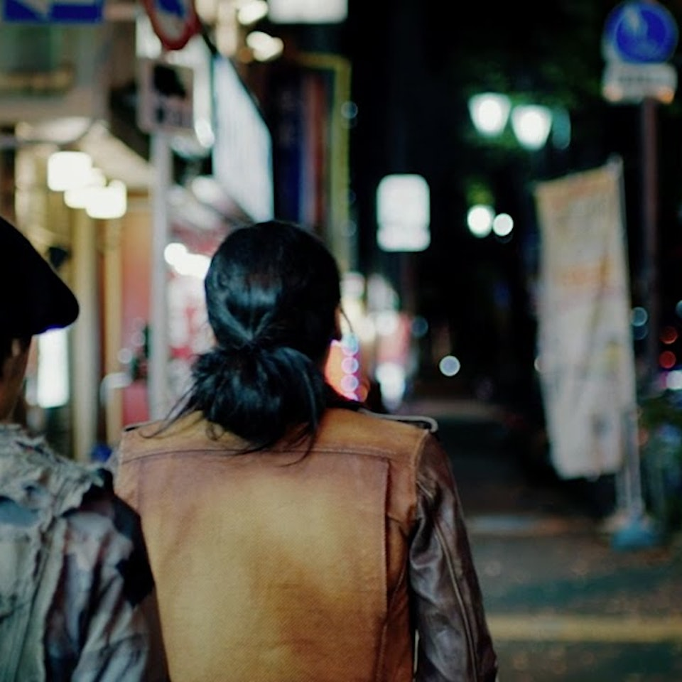 KYLE MACFADZEAN - Tokyo's Most Insanely Well-Made Leather Jackets