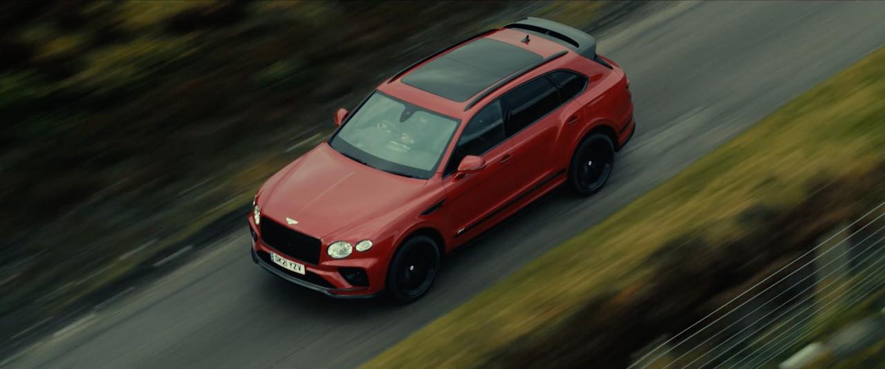 The Macallan x Bentley