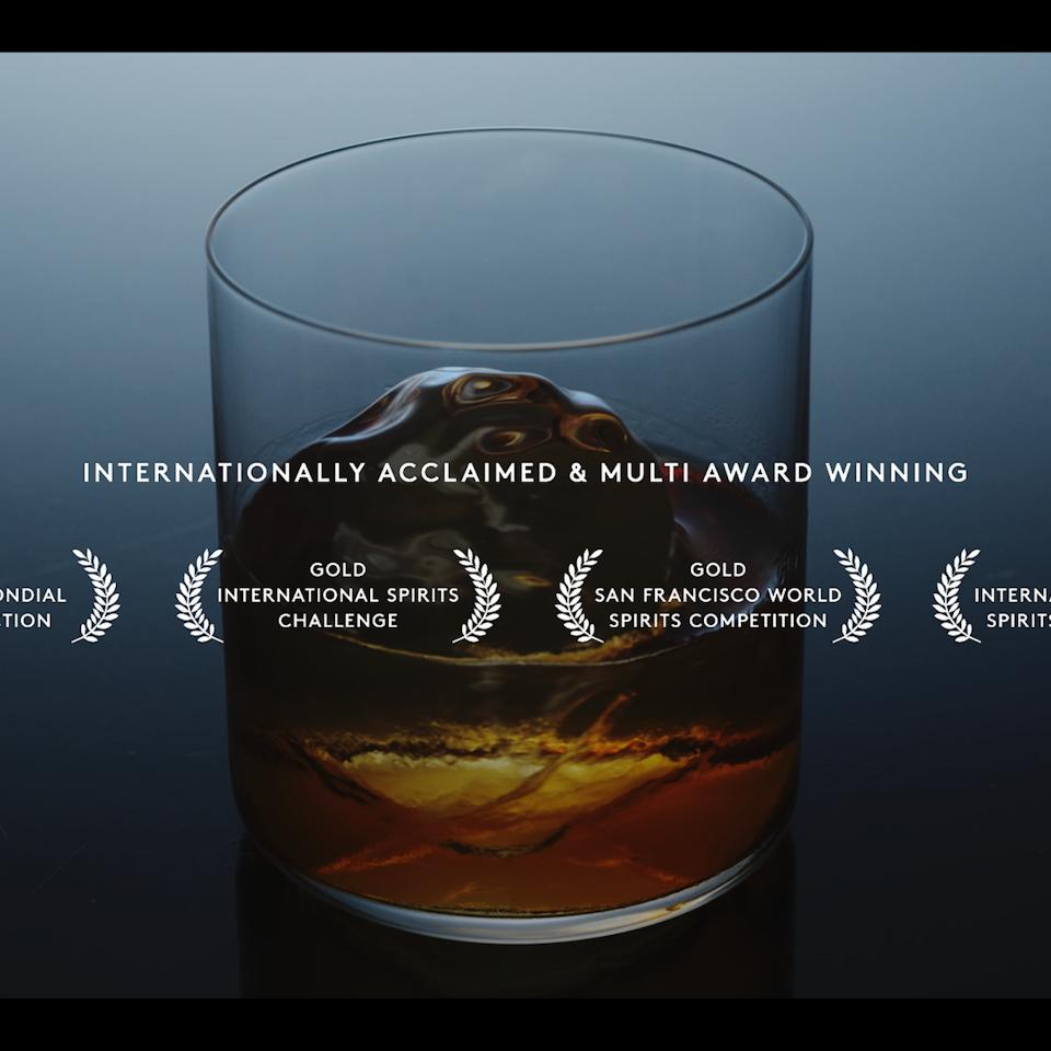 KYLE MACFADZEAN - Equiano Rum