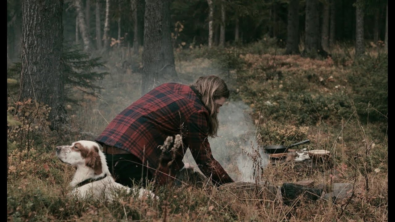 Nordic Cooking In The Wilderness