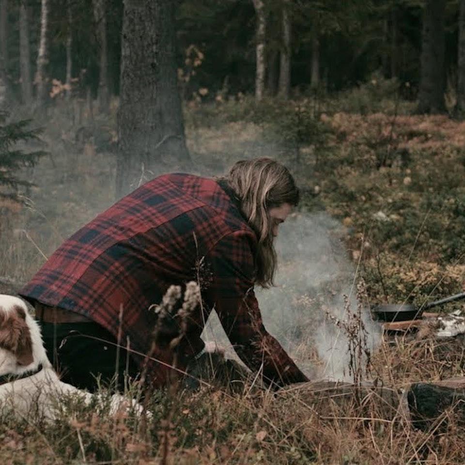 KYLE MACFADZEAN - Nordic Cooking In The Wilderness