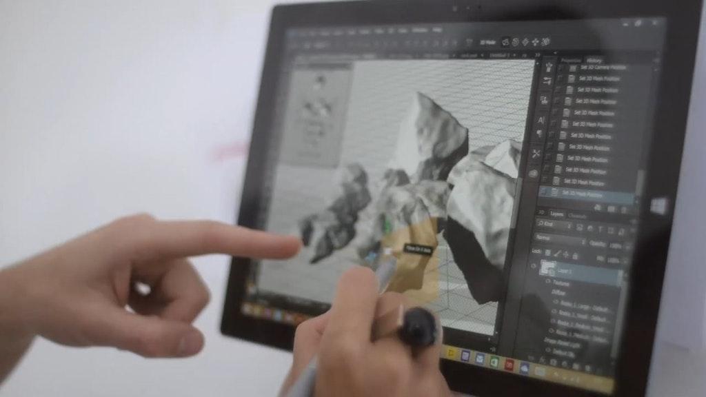 MICROSOFT - Surface Pro 3 Teaser