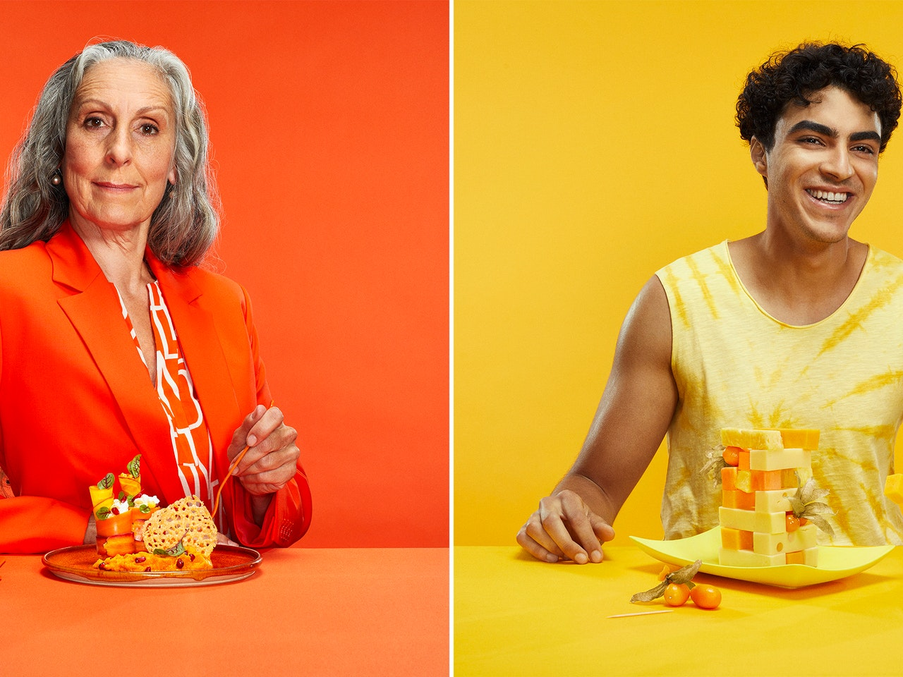 Conceptual - Eat What You Want / Photographer: Per Schorn