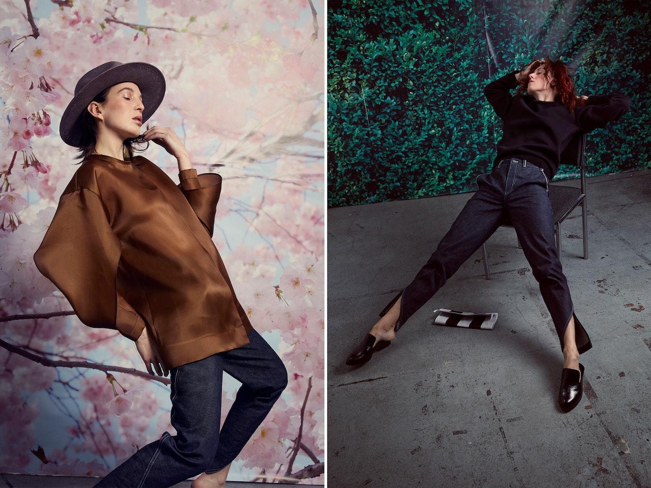 Fashion - Lookbook for Hannes Kettritz - Fashion Designer  / Photography: Maximilian Mouson