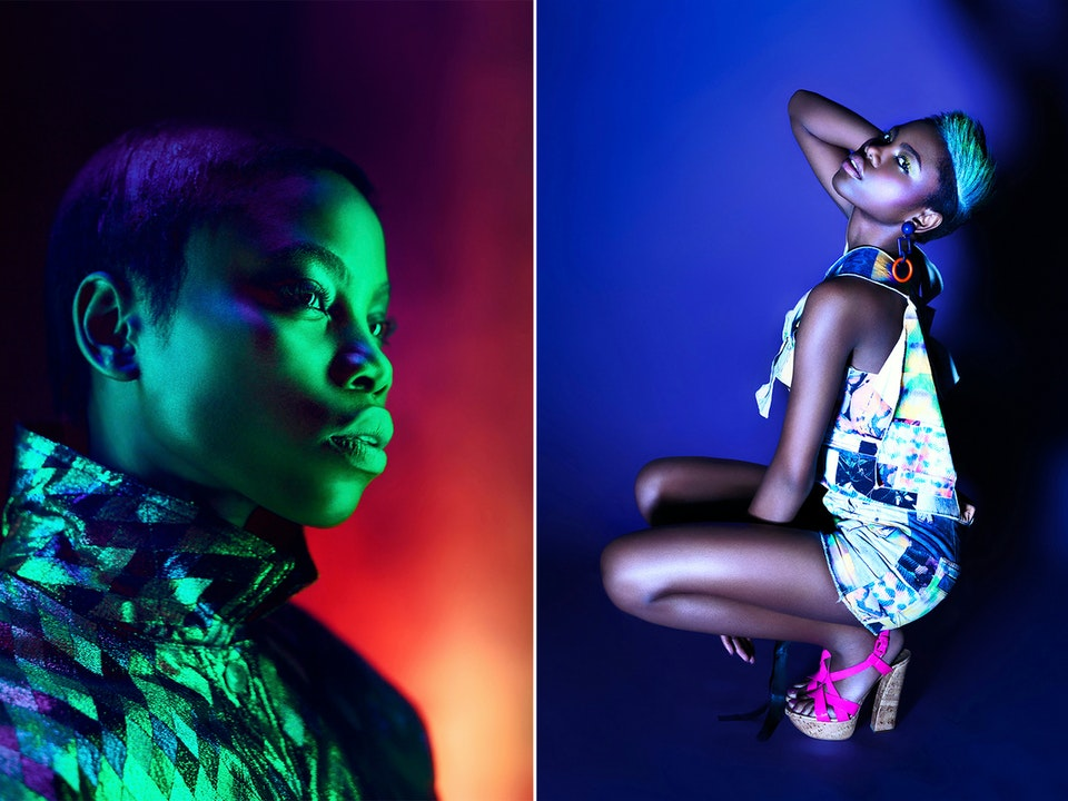 Fashion - Editorial  /  Photographer: Ali Kepenek  /  me.style Mag