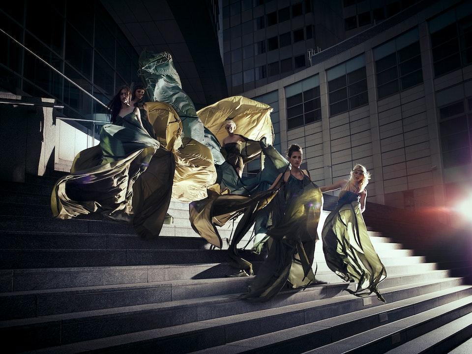 Conceptual - INCOGNITO  /  Photographer:  Cem Yücetas of Nektardesign  /  AUDI Art-Night