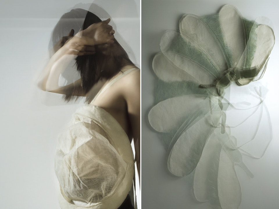 Conceptual - From the Archive  /  CONCEPT & Photography for Fashion Designer Yumiko Toi