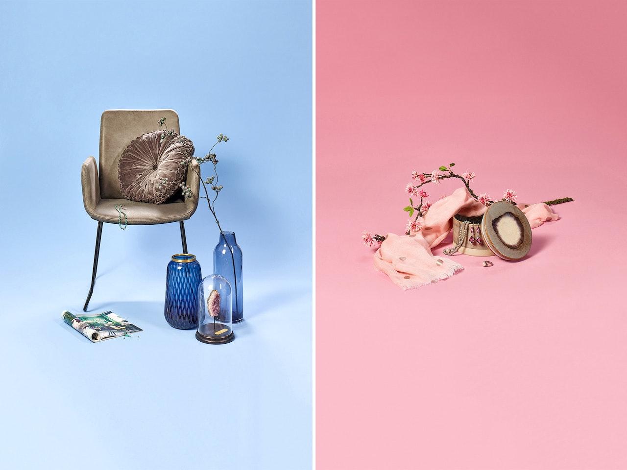 Ads - Tendence 18 - Messe Frankfurt  /  Agency: Burn the Bunny