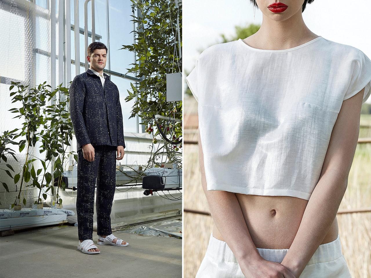 Fashion - Hannes Kettritz  /  Fashion Designer  /  Lookbook