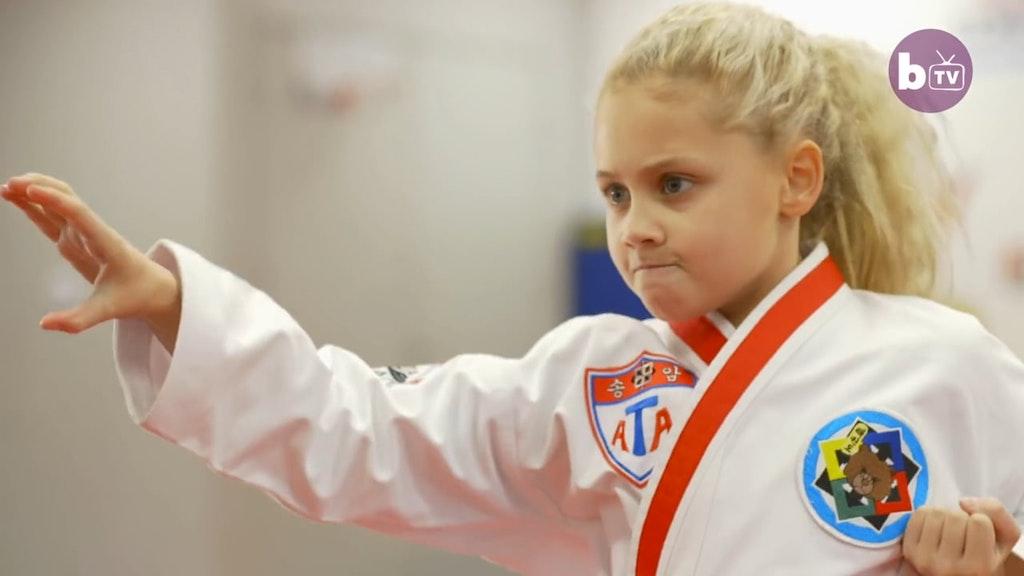 9-Year-Old Ninja Is 4-Time World Champion   KICK-ASS KIDS   Documentary (7min)