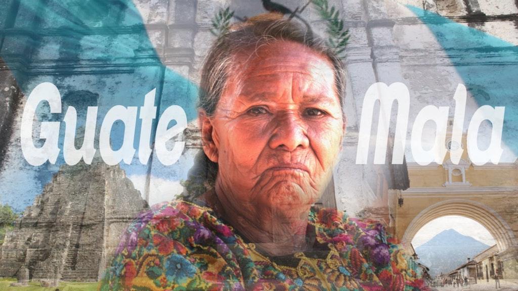 GUATEMALA   Travel Documentary (2min)