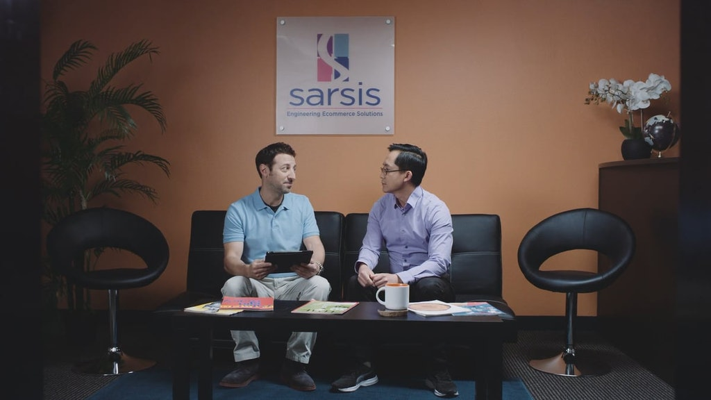 Sarsis Web Design   Commercial (2min)