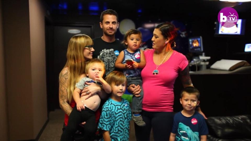My Polyamorous Pregnancy | EXTREME LOVE | Documentary (7min)
