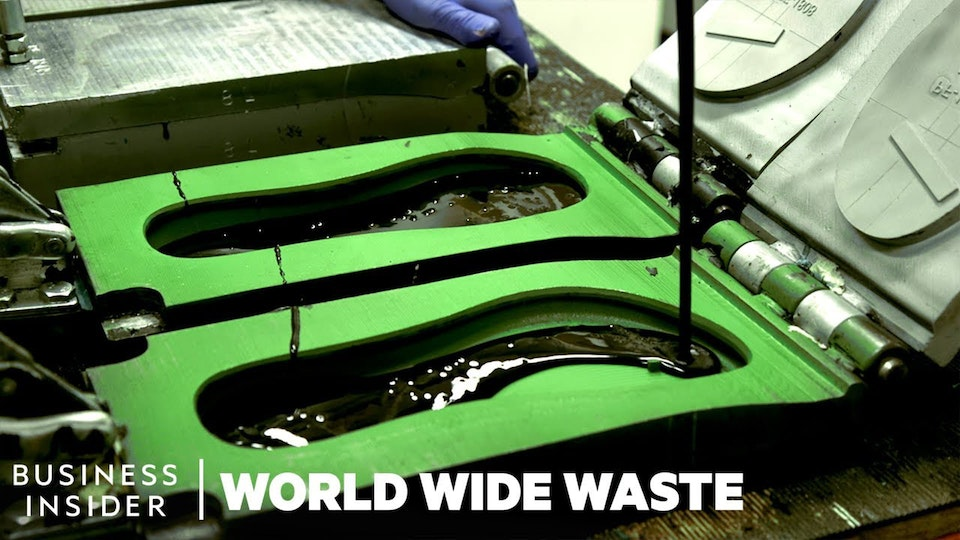 Flip-Flops Made From Plants And Algae Can Help Reduce Plastic Pollution | World Wide Waste