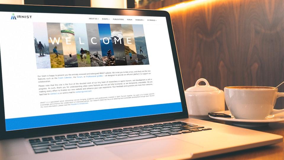 IRNIST website - Work in Progress
