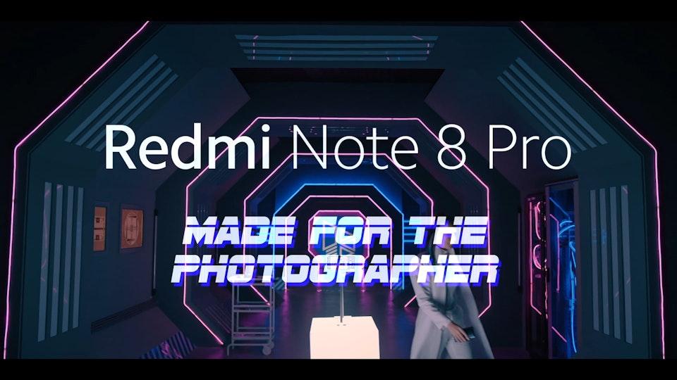 Redmi Note 8 Pro - Camera Film