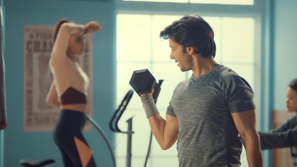 Isuzu: Workout