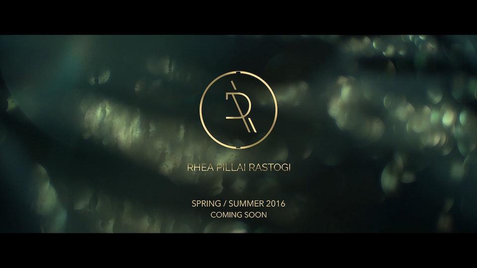 Rhea Pillai Rastogi (Spring-Summer) Collection