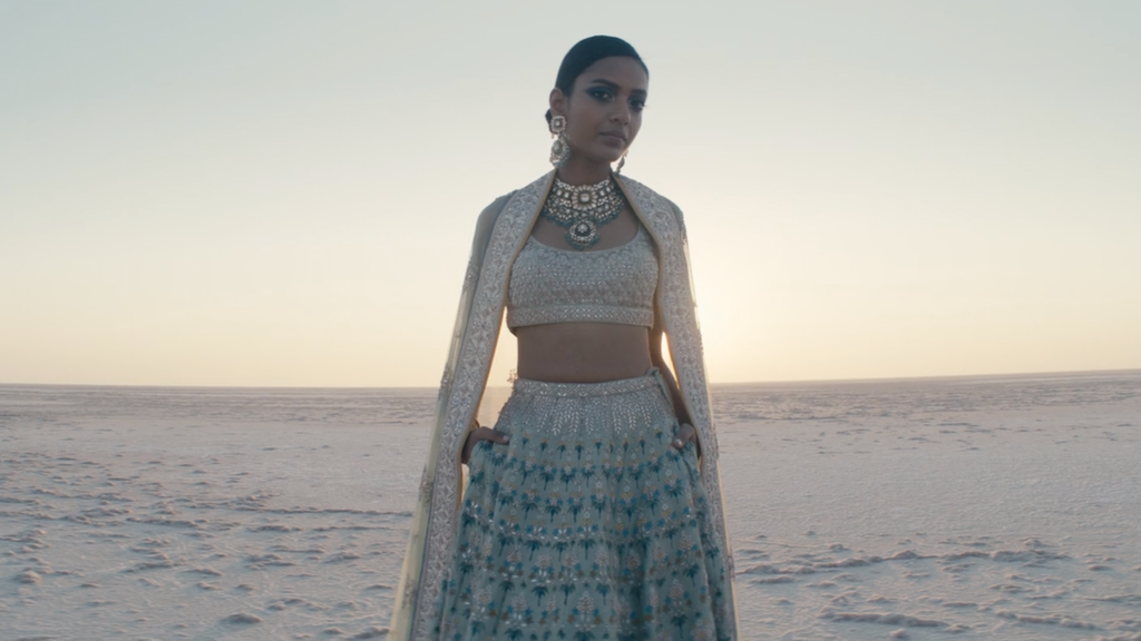 Anita Dongre - The Pichwai Collection