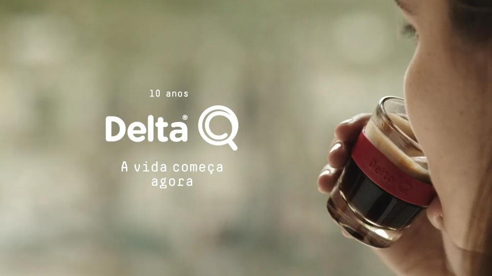 Stopline | Like Creative - DELTA Q // 10 Anos