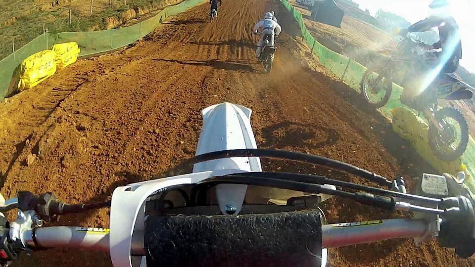 Stopline - Vodafone // Motocross
