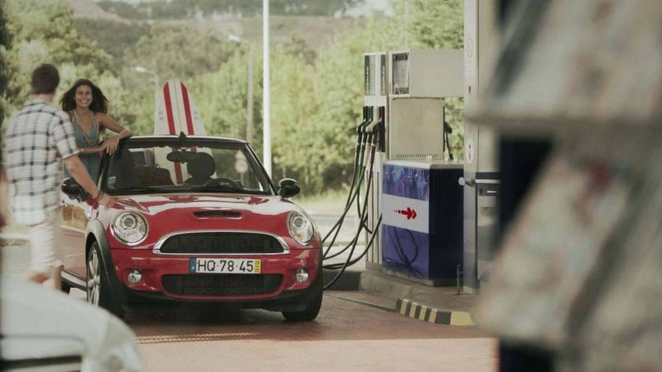Stopline - Vodafone // Sereia em Viagem