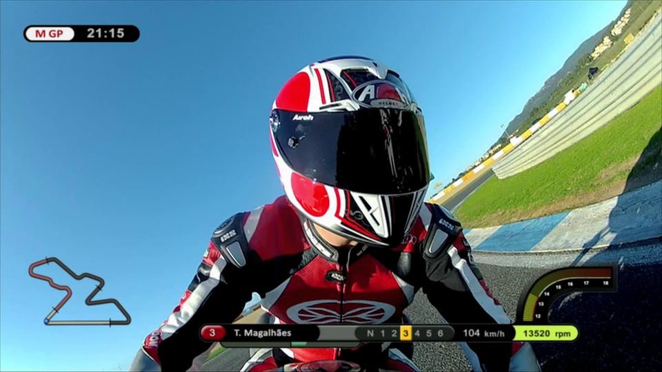 Stopline - Vodafone // MotoGP